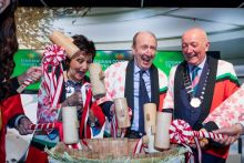 Minister Shane Ross will open the show