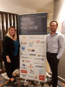 Charlie McNally (TTR) brings the roadshow to Belfast