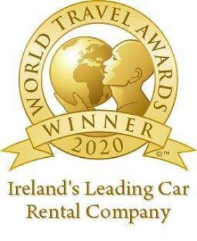 Hertz voted 'Ireland's Leading Car Rental company at the annual World Travel Awards