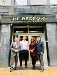 The Bedford Townhouse & Café features on RTÉ's At Your Service