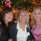 Bernie Burke (Travel Centres) with Tara Hynes and Dympna Crowley