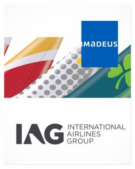 Amadeus to distribute IAG content via NDC standard