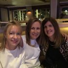 Irene Smith , Claire Murphy and Ruth Polion (TUI Ireland)
