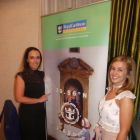 Caroline O'Toole (Fahy Travel) and Michaela Banks (RCI)