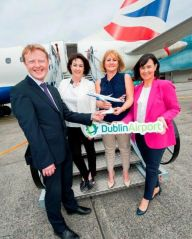 British Airways Launches New Dublin to Manchester Service