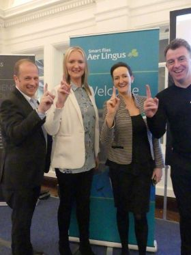 Belfast is the launch pad for Taste of America 2019
