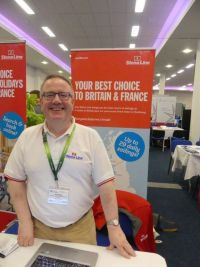 Your Best choice is with Ian Baillie (Stena Line)