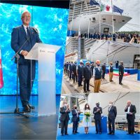 Second new ship to join brand in 2021, brings fleet to 19 ships