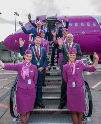Cork Airport - New WOW services to Reykjavik commence