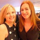 Joanne Boyd (Head of Sales Virgin Atlantic Airways) and Amy Doggett (Account Manager Virgin Atlantic).