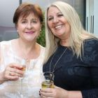 Clare Dunne (The Travel Broker) and Paula Coughlan (Dawson Travel).
