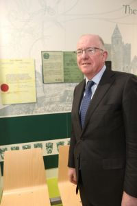 Charlie Flanagan TD, Minister for Foreign Affairs