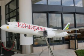 Ethiopian Airlines Celebrates International Women's Day in Addis Ababa