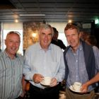 Brian McCarthy (Island Marketing), Joe Tully (Tully Travel) and Liam O'Leary (O'Leary Travel)