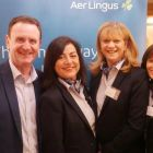 Aer Lingus Taste of America in Cork 2019.