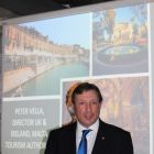 Peter Vella (Director UK & Ireland Malta Tourist Office)