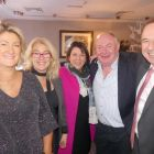 Olwen McKinney and Trish O'Leary (Amadeus) with Eimer Hannon (Hannon Travel) Dave O'Grady' (eTravel) and John Cassidy