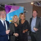 The Amadeus team of Olwen Mc Kinney, Trish O' Leary, Stephen Brennan and Rob Colledge