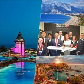 Turkish Airlines are delighted to announce that their all-new Dublin to Antalya direct service is on sale now!