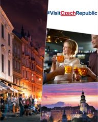 Join Czech Tourism and partners for an online session
