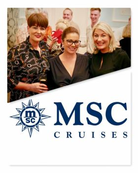 Team MSC Ireland Launch 'Sales Connect'