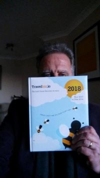 Travelbiz Directory Diary 2019 - LAST CHANCE DEADLINE EXTENDED TO  13 JULY