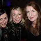 Federica Di Pilato, Caroline Mongey and Anne Martin (all FCm Travel Solutions)