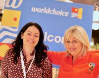 Mary King and Carol Anne O'Neill (Worldchoice)