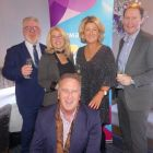 The Amadeus team of Olwen Mc Kinney, Trish O'Leary, Stephen Brennan and Rob Colledge welcomed trade media partners and agents to One Pico in Dublin to celebrate 30 years in the industry.