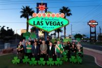 Welcome to Las Vegas Goes Green for St Patrick's Day.