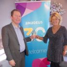 Rob Colledge and Olwen McKinney (Amadeus Ireland)
