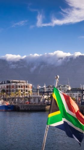 Good news for tourism in South Africa