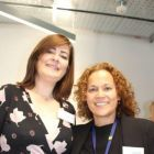 Tara Hynes (Key Account Manager Travelport) and Donna Henry (Club Travel)