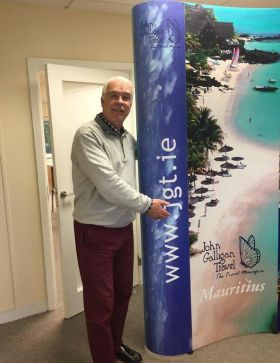 John Galligan Travel launches 2018 Mauritius programme