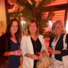 Ciara Foley (Platinum Travel) Jo Piani (Experience Kissimmee Florida) and Bernie Burke (Travel Centres).