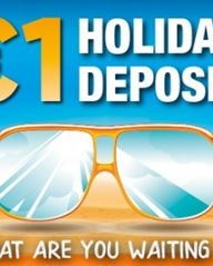 BREAKING NEWS: Breaking news: Sunway Launch €1 deposit to the trade!