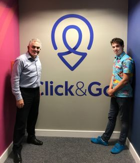 """Paul Hackett (CEO Click&Go;) commented, """"From these figures it is evident that customers want to start travelling internationally again""""."""