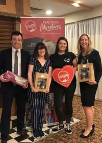 Jason Kearns, Maeve Doherty (Travel Counsellor), Carrie Day and Michelle Lyons (Fahy)
