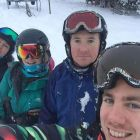 Selfies on the slopes