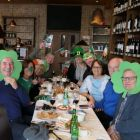 Belinda Vazquez (Head of TUI Ireland), Antoinette Young and Leila McCabe (TUI Ireland) hosted agents to a fantastic VIP Six nations treat