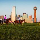 Fly Dallas Fort Worth, Visit Dallas, Visit Fort Worth and Texas Tourism.