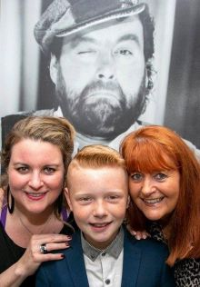Brendan Grace joins Shannon Airport 'Wall of Fame'