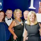 The Irish travel trade bring even more glitz and glam to the naming ceremony.