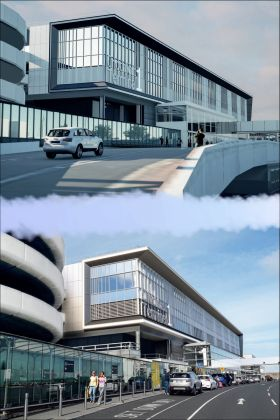 New Look for Dublin Airport's Terminal 1