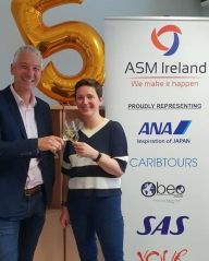ASM celebrate five years and reveal a new brand identity