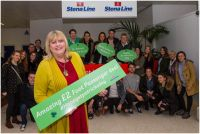 Stena Line gives winners a St Patrick's Day to remember