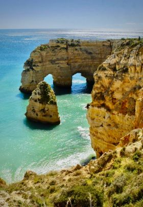 Take a trip with the Algarve's Virtual Fam