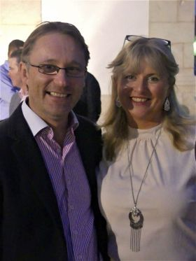 Michael and Catherine Bowe (Bowe Travel Thurles)