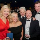 AER LINGUS - (2 Awards) Best Airline to Europe & Best Airline to North America