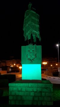 For this year's St Patrick's day a message of hope is more important than ever and our dear industry colleagues and trade partners in Spain went Green as a message of hope and solidarity.